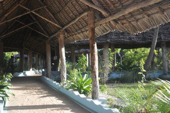 Butiama Beach: man braucht keien schuhe!