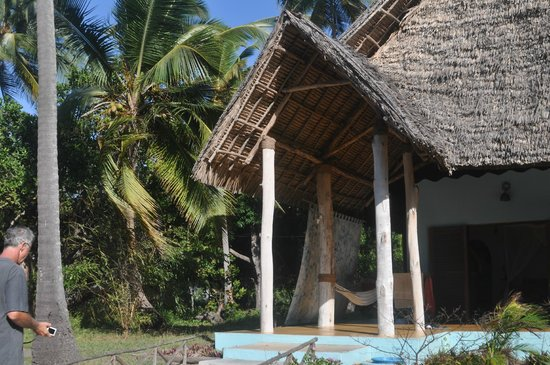 Butiama Beach: bungalow