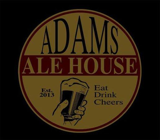 Adams Ale House: Logo