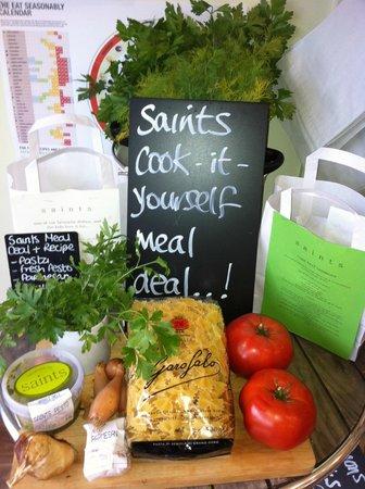 Menu - Picture of Saints Cafe, Saintfield - Tripadvisor