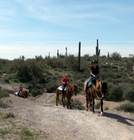 OK Corral: An easy ride for all ability levels