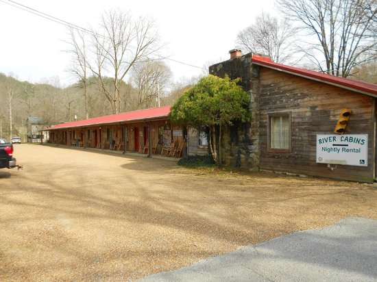 Riverstone Lodge: Original Building