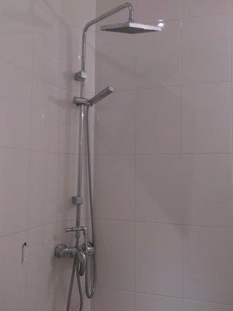 Hotel Le Canal: Douche pas très propre