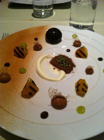 Alexander Herrmann's Posthotel (Romantikhotel): dessert