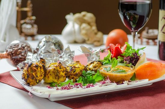 Curry Sensation: Tangri Kabab