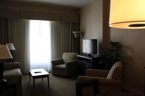 Holiday Inn Bristol Conference Center: LIVING ROOM