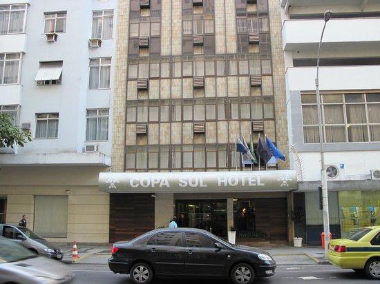 Copa Sul Hotel: Copa Sul Entrance