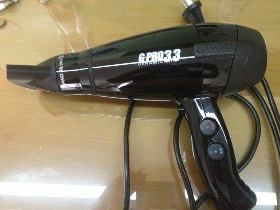 BA Sohotel: secador de cabelos