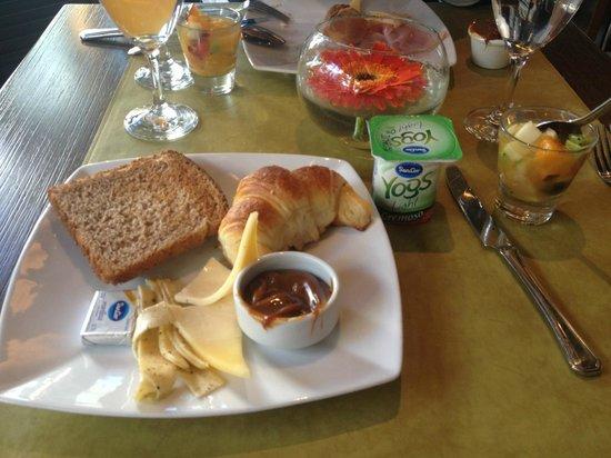 BA Sohotel: café da manhã