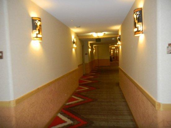 Hilton Santa Fe Buffalo Thunder: Hall