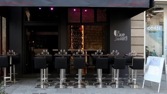 la cave du vin 9 paris les halles restaurant reviews. Black Bedroom Furniture Sets. Home Design Ideas