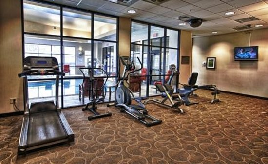 Comfort Inn Shelby: Fitness Equipment