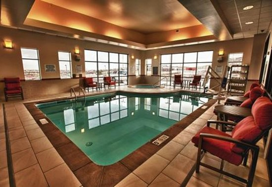 Comfort Inn Shelby: Indoor Pool and Hot Tub