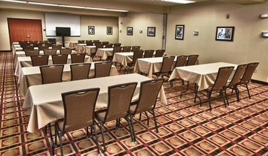 Comfort Inn Shelby: Meeting Room
