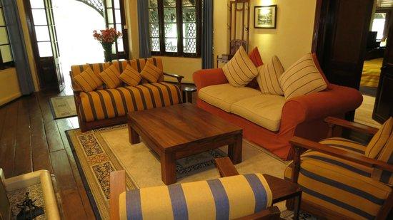 Ferncliff: Living room