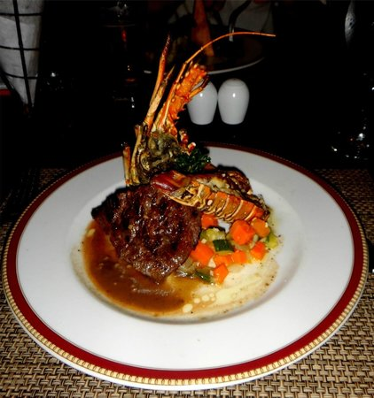 Dreams Punta Cana Resort & Spa : Surf and Turf