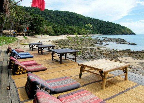 Baan Phu Lae: Restaurant View