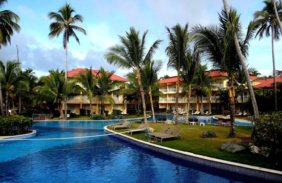 Dreams Punta Cana Resort & Spa : Pool