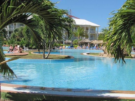 Blau Marina Varadero Resort: One of the pools