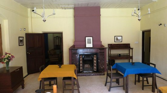 Ferncliff: Dining area