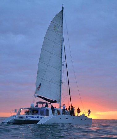 Adventuress Catamaran