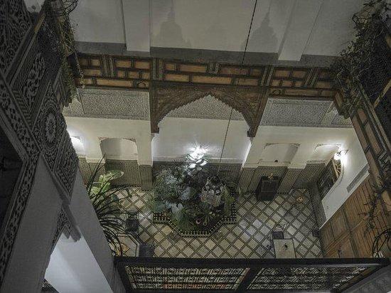 萊易安摩洛哥傳統庭院住宅照片