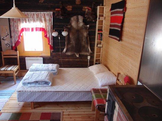 B&B Myllymatka 10: Delicate cottage
