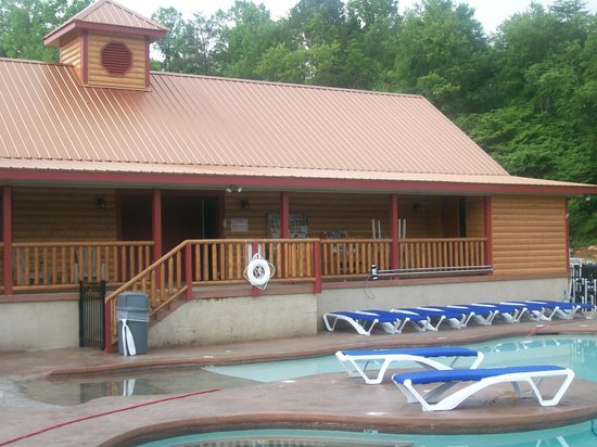 White Oak Lodge & Resort: The lodge at White Oak Resort & Lodge.