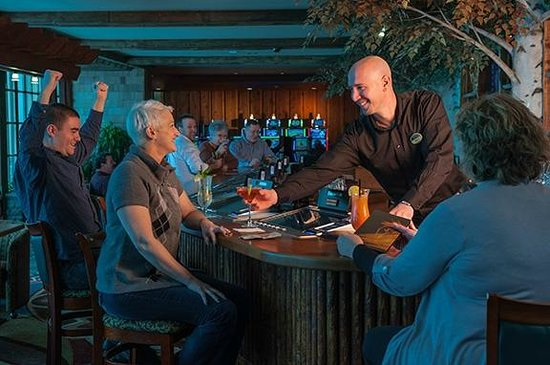 Coeur D'Alene Casino Resort Hotel: Chinook steak, pasta and spirits