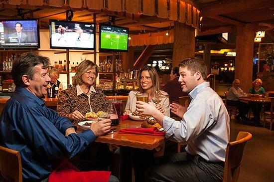Coeur D'Alene Casino Resort Hotel: Red Tail Bar and Grill