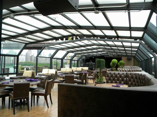 Ravel Hotel: dining at the Penthouse 808
