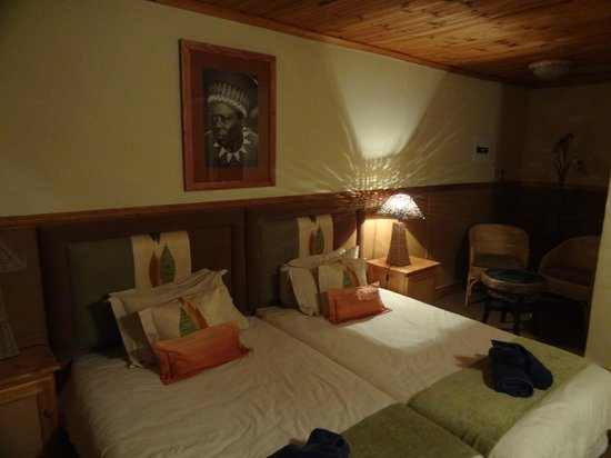 Gooderson Bushlands Game Lodge: Chambre