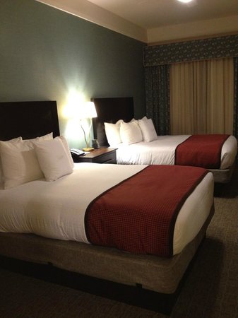 Homewood Suites Dallas/Allen: Fabulous Beds
