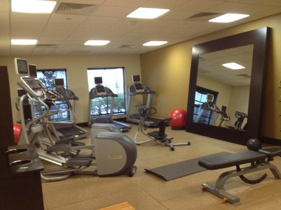 Homewood Suites Dallas/Allen: Gym