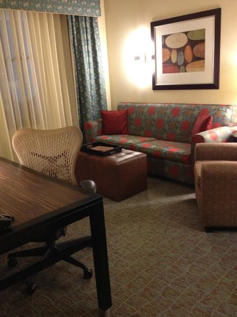 Homewood Suites Dallas/Allen: Sitting Area