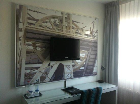 Hotel ECU - Different Hotels : Room