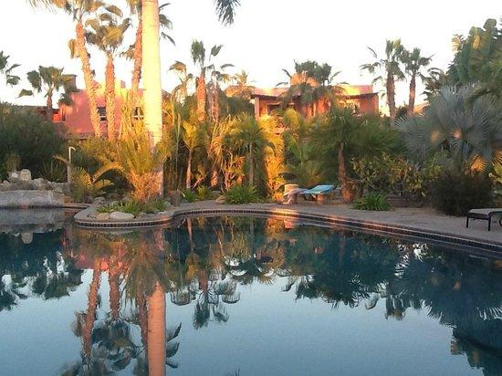 Posada La Poza: Charming pool