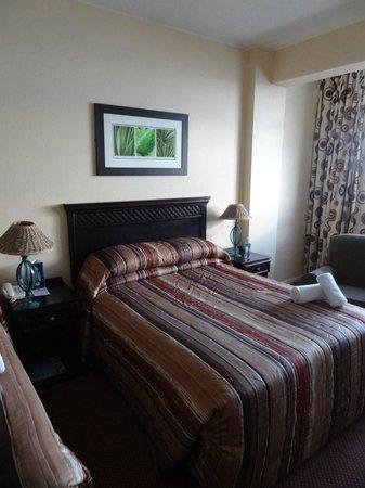 Gooderson Tropicana Hotel: Chambre