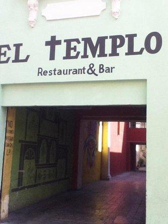 Meson El Templo