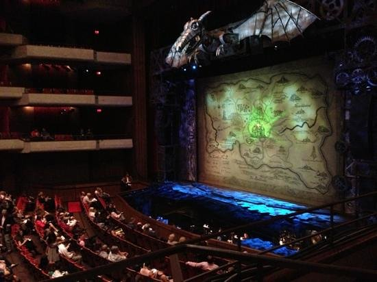 Straz Center for the Performing Arts : wicked