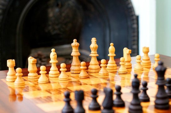Aylstone Boutique Retreat: Relaxing game of Chess