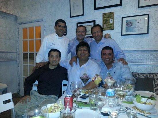 Lima 51 Ceviche Bar: prom '84 reunion