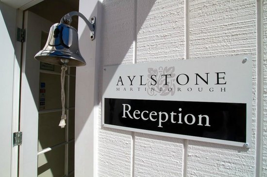 Aylstone Boutique Retreat: Aylstone Reception