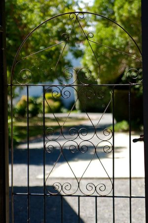 Aylstone Boutique Retreat: Guest Entrance