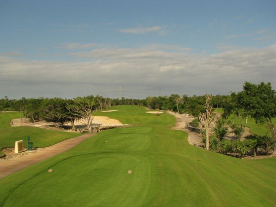 Iberostar Golf Club Playa Paraiso : Great conditions