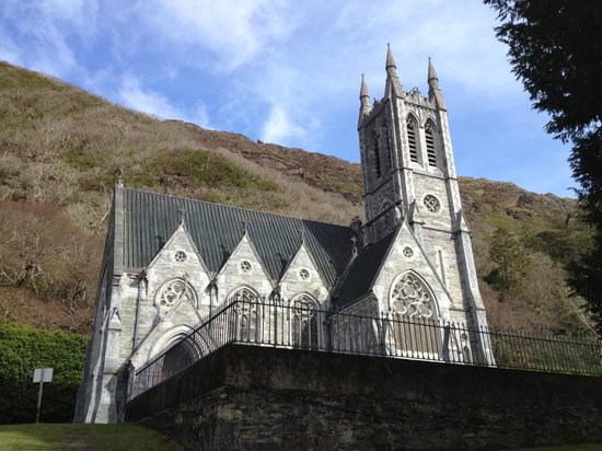 Kylemore Abbey & Victorian Walled Garden: The chapel