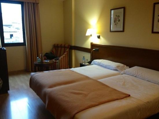 Hotel Oriente: camera a due letti