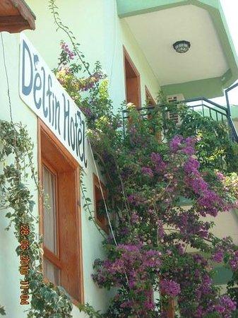 Patara Delfin Hotel: The Reception area