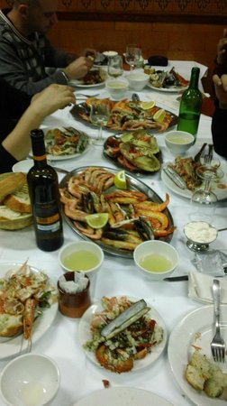 Restaurante Marisqueria Rio Miño