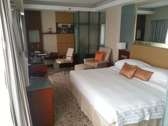 Crowne Plaza Beijing Wangfujing: Room 662